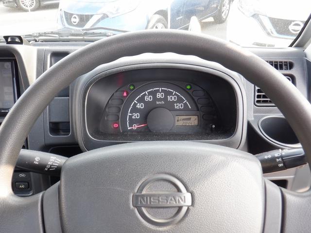 GX 4WD 横浜仕入れ 社外SDナビ CD・DVD再生 フルセグ キーレス フォグランプ ETC 寒冷地仕様 禁煙車 マニュアルエアコン ハロゲンヘッドライト スチールホイール12インチ 集中ドアロック(15枚目)