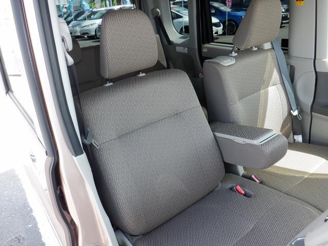 X SAIII 4WD 1オーナー 禁煙車 衝突軽減 コーナーセンサー バックモニター レーンアシスト シートヒーター 左側パワースライドドア プッシュスタート ETC 社外SDナビ フルセグ DVD再生 横滑り防止(8枚目)
