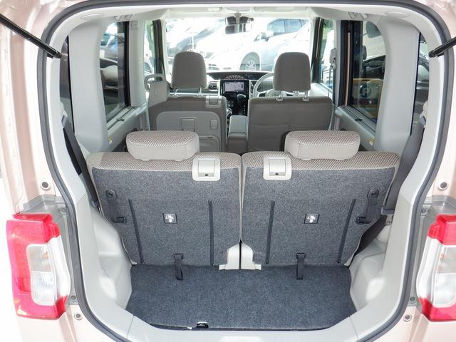 X SAIII 4WD 1オーナー 禁煙車 衝突軽減 コーナーセンサー バックモニター レーンアシスト シートヒーター 左側パワースライドドア プッシュスタート ETC 社外SDナビ フルセグ DVD再生 横滑り防止(11枚目)