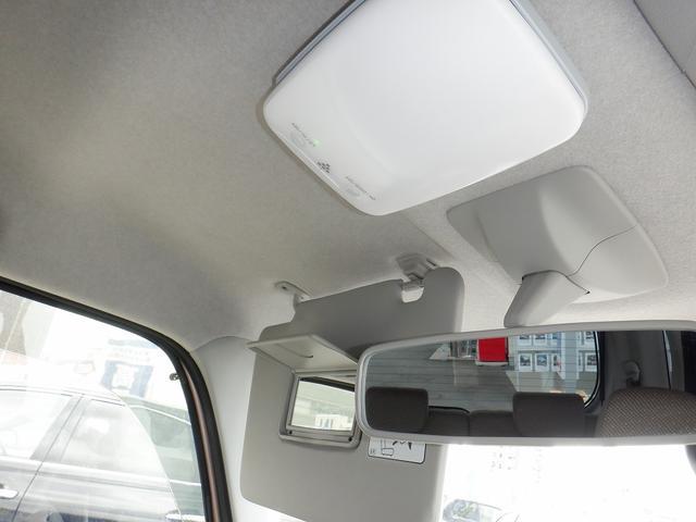 X SAIII 4WD 1オーナー 禁煙車 衝突軽減 コーナーセンサー バックモニター レーンアシスト シートヒーター 左側パワースライドドア プッシュスタート ETC 社外SDナビ フルセグ DVD再生 横滑り防止(29枚目)