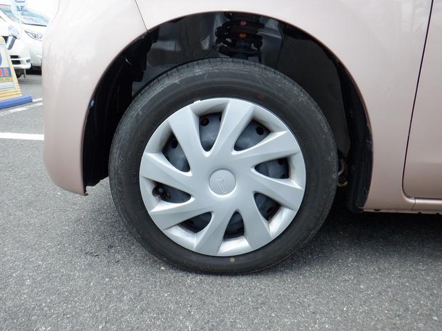 X SAIII 4WD 1オーナー 禁煙車 衝突軽減 コーナーセンサー バックモニター レーンアシスト シートヒーター 左側パワースライドドア プッシュスタート ETC 社外SDナビ フルセグ DVD再生 横滑り防止(51枚目)