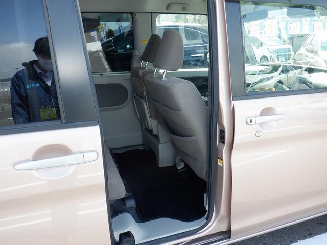X SAIII 4WD 1オーナー 禁煙車 衝突軽減 コーナーセンサー バックモニター レーンアシスト シートヒーター 左側パワースライドドア プッシュスタート ETC 社外SDナビ フルセグ DVD再生 横滑り防止(53枚目)