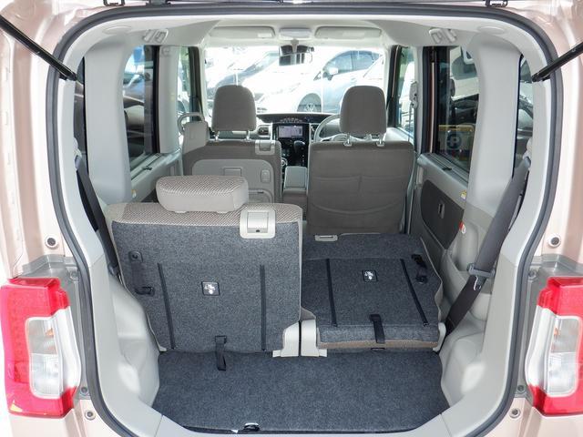 X SAIII 4WD 1オーナー 禁煙車 衝突軽減 コーナーセンサー バックモニター レーンアシスト シートヒーター 左側パワースライドドア プッシュスタート ETC 社外SDナビ フルセグ DVD再生 横滑り防止(58枚目)