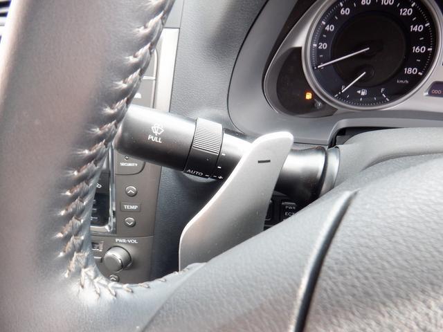 IS250 -高知県仕入- 後期型 電動シート スマートキー Pスタート 純正HDDナビ CD・DVD再生 USB接続 ビルトインETC ディスチャージライト フォグ パドルシフト 1オーナー 禁煙車(26枚目)
