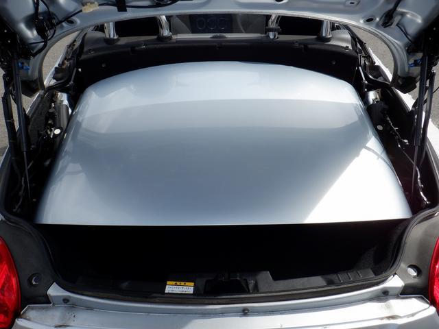 アクティブトップ 東京仕入れ 禁煙車 キーレス  HIDヘッドライト ABS 防眩ミラー 革巻きステアリング ドアミラーヒーター 純正フロアマット シガーソケット(48枚目)