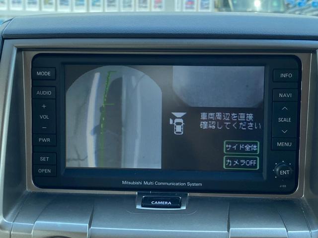 シャモニー 4WD -神奈川県仕入- 両側電動スライドドア 純正HDDナビ CD・DVD再生 ETC バックカメラ 運転席パワーシート フリップダウンモニター パドルシフト 純正18インチアルミ オートライト 禁煙車(34枚目)