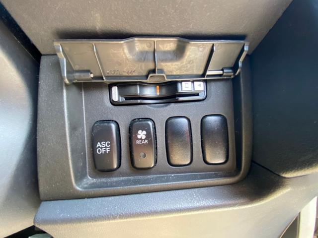 シャモニー 4WD -神奈川県仕入- 両側電動スライドドア 純正HDDナビ CD・DVD再生 ETC バックカメラ 運転席パワーシート フリップダウンモニター パドルシフト 純正18インチアルミ オートライト 禁煙車(40枚目)