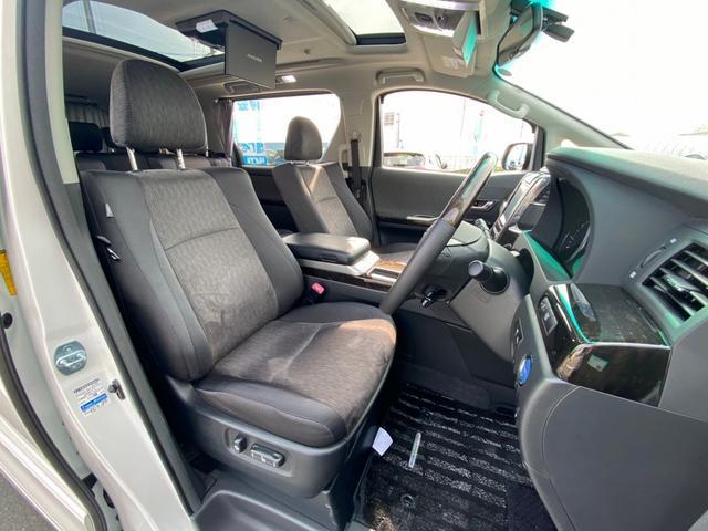 ZR 4WD アドミレーションエアロ サンルーフ アルパイン9型ナビ 後席用モニター 両側電動スライドドア Pバックドア クルーズコントロール ダウンサス 電動シート 100V電源 ETC 1オーナー 禁煙車(8枚目)