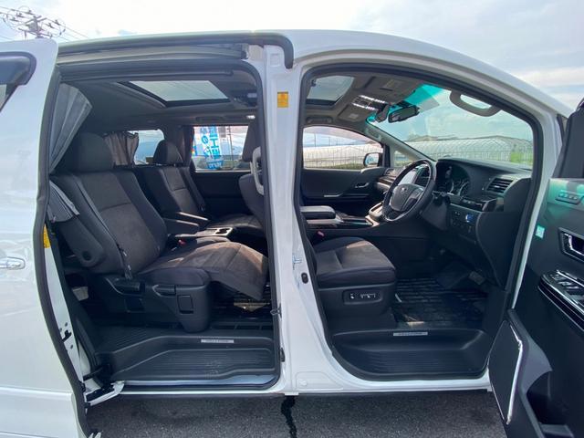 ZR 4WD アドミレーションエアロ サンルーフ アルパイン9型ナビ 後席用モニター 両側電動スライドドア Pバックドア クルーズコントロール ダウンサス 電動シート 100V電源 ETC 1オーナー 禁煙車(69枚目)