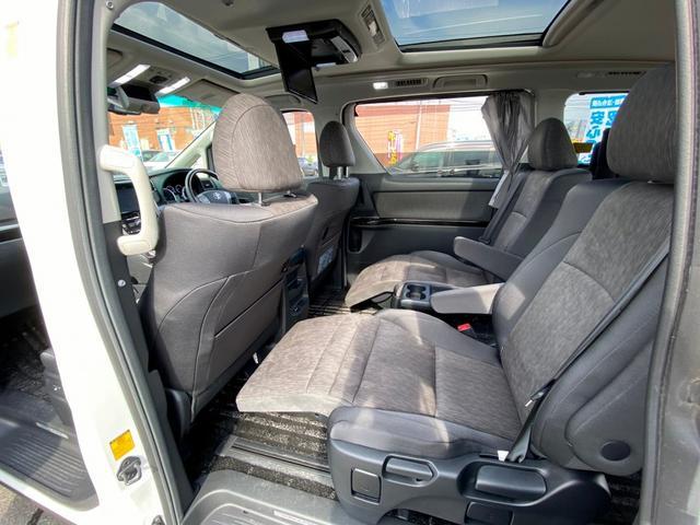 ZR 4WD アドミレーションエアロ サンルーフ アルパイン9型ナビ 後席用モニター 両側電動スライドドア Pバックドア クルーズコントロール ダウンサス 電動シート 100V電源 ETC 1オーナー 禁煙車(73枚目)
