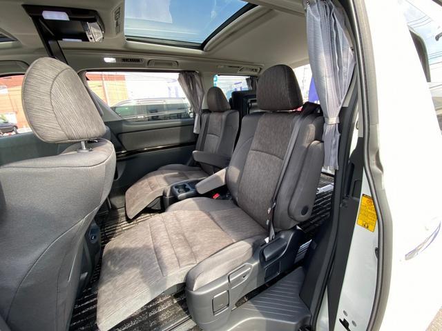 ZR 4WD アドミレーションエアロ サンルーフ アルパイン9型ナビ 後席用モニター 両側電動スライドドア Pバックドア クルーズコントロール ダウンサス 電動シート 100V電源 ETC 1オーナー 禁煙車(74枚目)