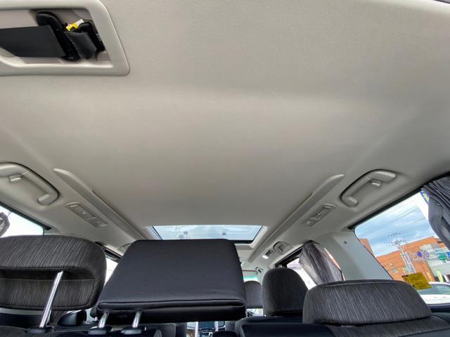ZR 4WD アドミレーションエアロ サンルーフ アルパイン9型ナビ 後席用モニター 両側電動スライドドア Pバックドア クルーズコントロール ダウンサス 電動シート 100V電源 ETC 1オーナー 禁煙車(77枚目)