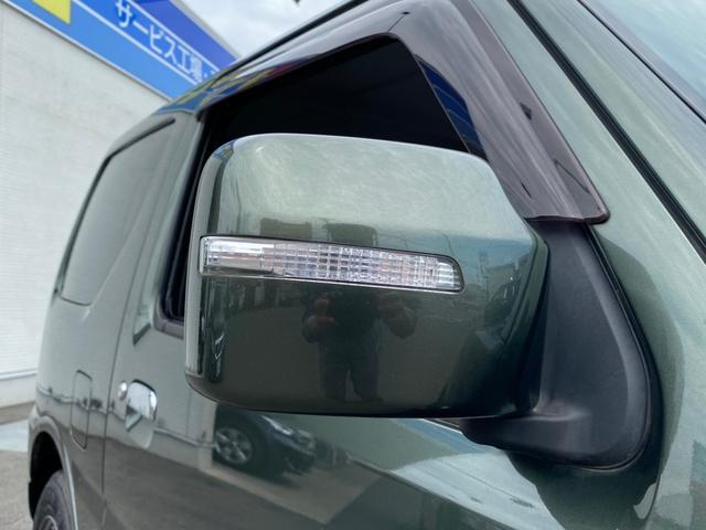 ランドベンチャー 4WD 純正SDナビ CD再生 フルセグTV ミュージックサーバー DVD再生 バックモニター フォグランプ ミラーウィンカー 電格ミラー ハーフレザーシート シートヒーター キーレス ABS 禁煙車(39枚目)