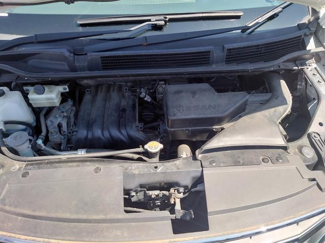 ハイウェイスター S-ハイブリッド 後期型 エマージェンシーブレーキ レーンキープアシスト 純正SDナビ CD再生 フルセグ Mサーバー USB接続 ETC オートライト アイドリングストップ 左側電動スライドドア 1オーナー 禁煙車(48枚目)