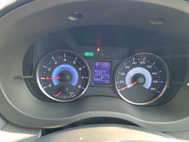 2.0i-L アイサイト 4WD 黒革シート シートヒーター 衝突軽減ブレーキ レーダークルーズ 車線逸脱警告 HIDライト SDナビ フルセグTV CD・DVD再生 Bluetooth接続 バックカメラ ETC スマートキー(23枚目)