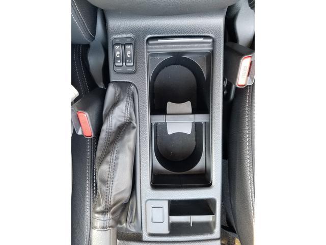 2.0i-L アイサイト 4WD 黒革シート シートヒーター 衝突軽減ブレーキ レーダークルーズ 車線逸脱警告 HIDライト SDナビ フルセグTV CD・DVD再生 Bluetooth接続 バックカメラ ETC スマートキー(28枚目)