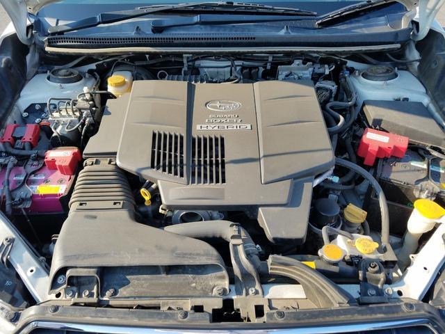 2.0i-L アイサイト 4WD 黒革シート シートヒーター 衝突軽減ブレーキ レーダークルーズ 車線逸脱警告 HIDライト SDナビ フルセグTV CD・DVD再生 Bluetooth接続 バックカメラ ETC スマートキー(47枚目)