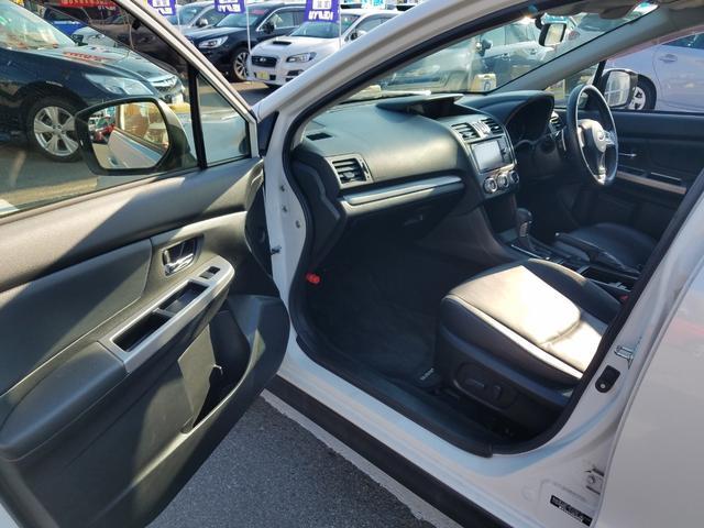 2.0i-L アイサイト 4WD 黒革シート シートヒーター 衝突軽減ブレーキ レーダークルーズ 車線逸脱警告 HIDライト SDナビ フルセグTV CD・DVD再生 Bluetooth接続 バックカメラ ETC スマートキー(55枚目)