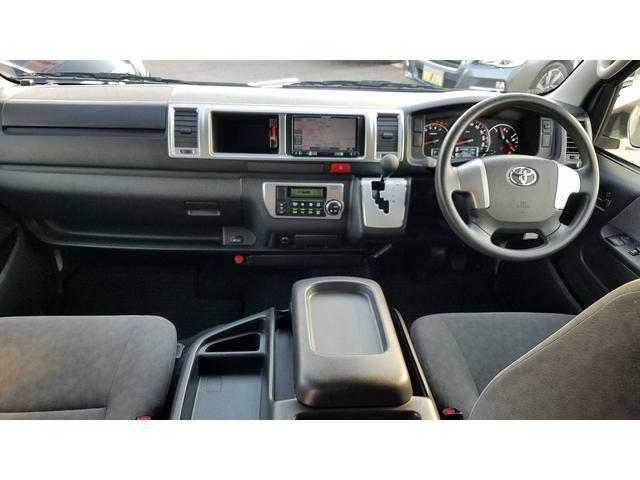 GL 4WD 10人乗り 左側電動スライドドア SDナビ CD・DVD再生 USB接続 ETC 電格ミラー デュアルエアコン オートライト(2枚目)