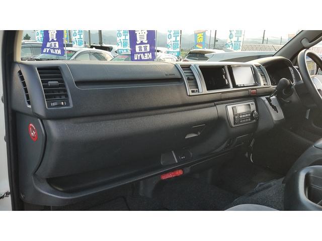 GL 4WD 10人乗り 左側電動スライドドア SDナビ CD・DVD再生 USB接続 ETC 電格ミラー デュアルエアコン オートライト(23枚目)