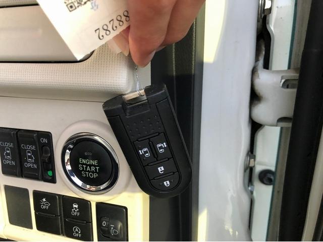 Xリミテッドメイクアップ SAII スマートアシスト 車線逸脱警告 ETC2.0 7インチナビ 両側電動スライドドア 禁煙車 オートライト バックカメラ ドライブレコーダー前後タイプ アイドリングストップ フォグランプ(39枚目)