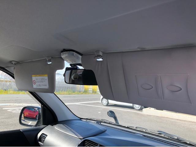 カスタムL 禁煙車 4WD ターボ 7インチナビ フルセグTV 15インチ純正アルミホイール CD・DVD再生 USB接続 ETC センターデフロック 前方録画ドライブレコーダー キーレス リアスポイラー(40枚目)