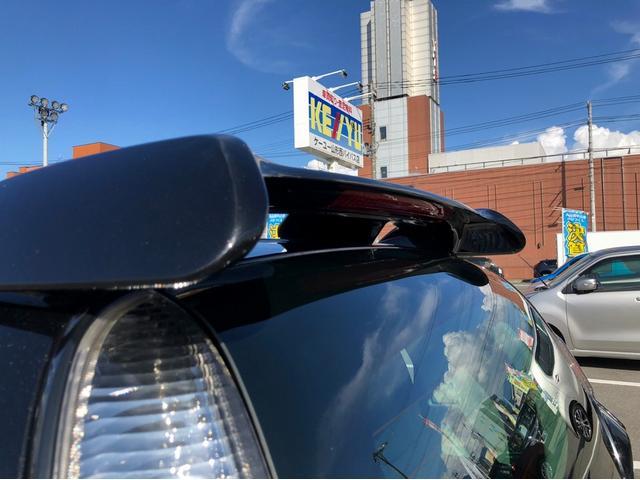 カスタムL 禁煙車 4WD ターボ 7インチナビ フルセグTV 15インチ純正アルミホイール CD・DVD再生 USB接続 ETC センターデフロック 前方録画ドライブレコーダー キーレス リアスポイラー(45枚目)