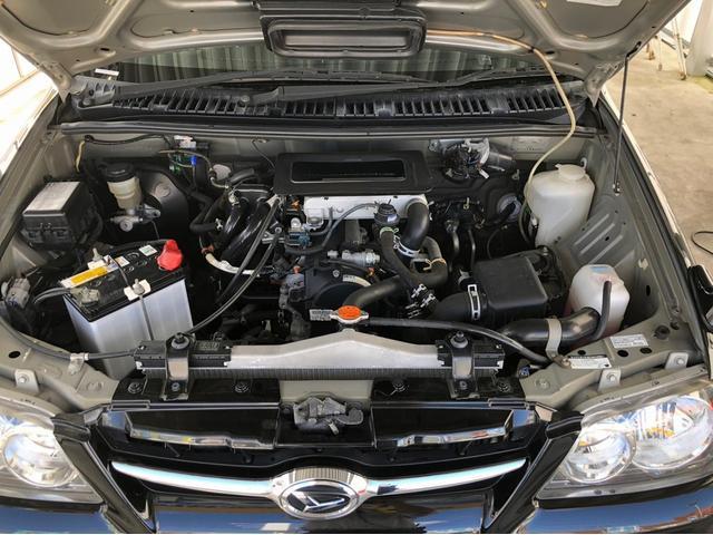 カスタムL 禁煙車 4WD ターボ 7インチナビ フルセグTV 15インチ純正アルミホイール CD・DVD再生 USB接続 ETC センターデフロック 前方録画ドライブレコーダー キーレス リアスポイラー(53枚目)