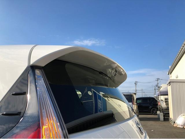 L -当店買取車両- 法人1オーナー 後期型 SDナビ CD・DVD再生 1セグTV Bluetooth接続 バックカメラ アイドリングストップ リアスポイラー オートエアコン ミラーウインカー(55枚目)