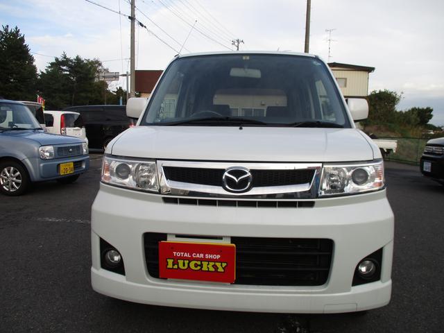 マツダ AZワゴン カスタムスタイルX 4WD