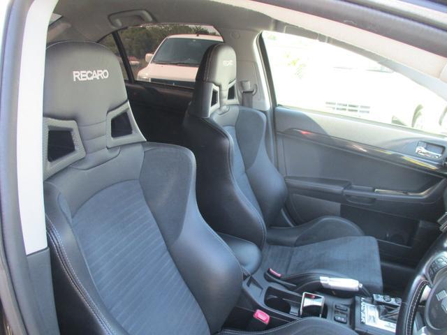 GSRプレミアムエボリューションX  4WD 社外マフラー(16枚目)