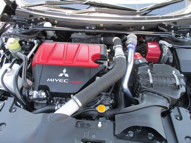 GSRプレミアムエボリューションX  4WD 社外マフラー(18枚目)