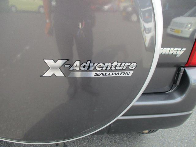 クロスアドベンチャーMT 4WD ナビ 新品タイヤ(19枚目)