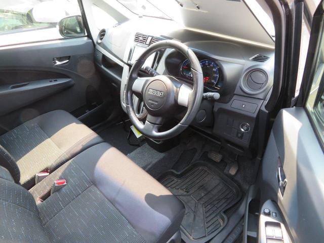 カスタム RS ターボ 4WD ナビ 新品タイヤ(4枚目)