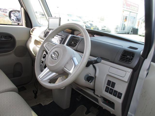 L SA 4WD ナビ ワンセグ ETC レーダーブレーキ(9枚目)