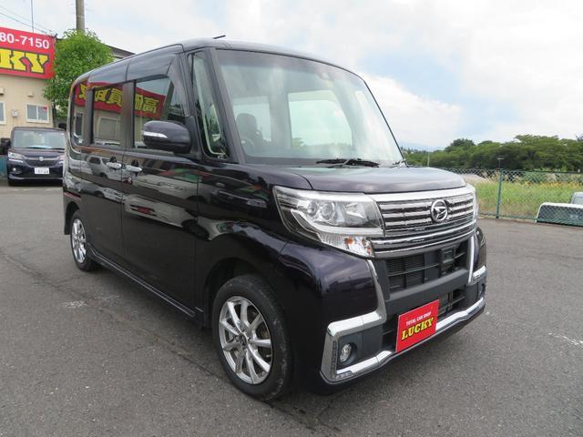 カスタムX トップエディションSAII 4WD ナビ(3枚目)