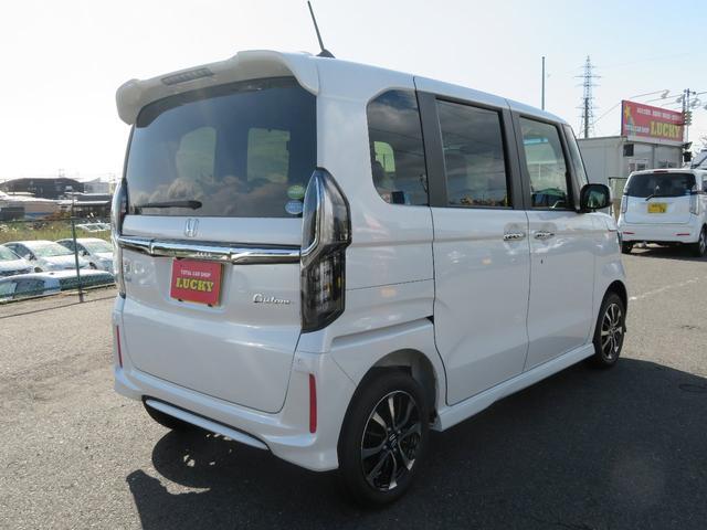 G・Lホンダセンシング 4WD ETC Bカメラ 足マット付き(18枚目)