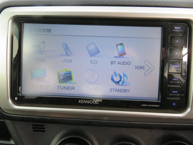 F パートタイム4WD ナビ CD DVD Bluetooth ETC キーレス 横滑り防止(11枚目)