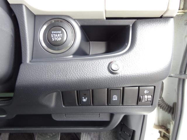 S FOUR 4WD プッシュスタート シートヒーター アイドリングストップ スマキー キーレス Wエアバッグ 盗難防止装置 ABS(7枚目)