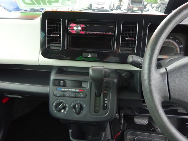 S FOUR 4WD プッシュスタート シートヒーター アイドリングストップ スマキー キーレス Wエアバッグ 盗難防止装置 ABS(8枚目)