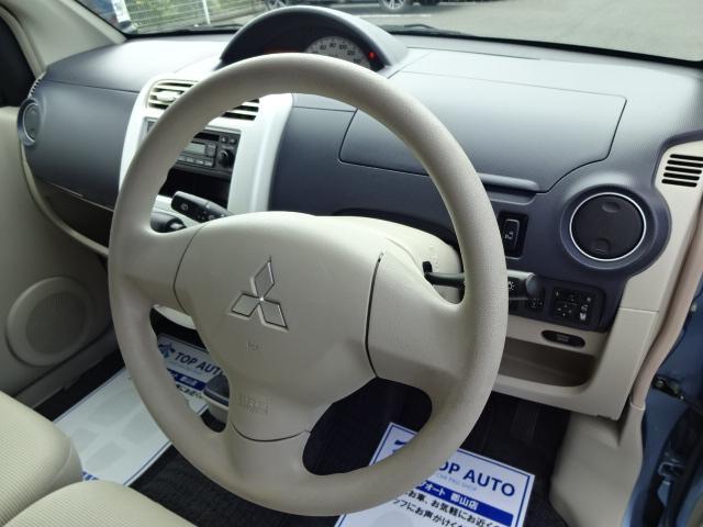 三菱 eKワゴン GS 4WD 左パワスラ シートヒーター ABS 保証付
