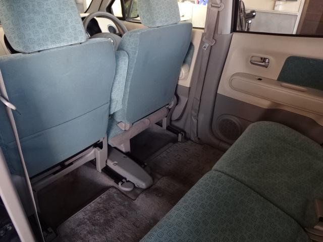 日産 モコ G FOUR エアロスタイル 4WD ターボ フォグ 保証付