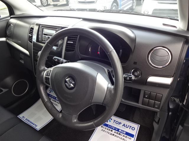 スズキ ワゴンRスティングレー T 4WD ターボ MTモード オートライト CVT 保証付