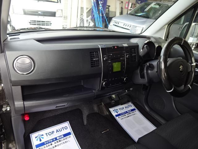 スズキ ワゴンR スティングレーX ETC HID エアロ CDMD 1年保証