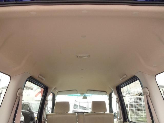カスタムターボRS ETC キーレスキー HIDライト ベンチシート フルフラットシート ハイルーフ アルミホイール ABS 修復歴無し 保証付(27枚目)