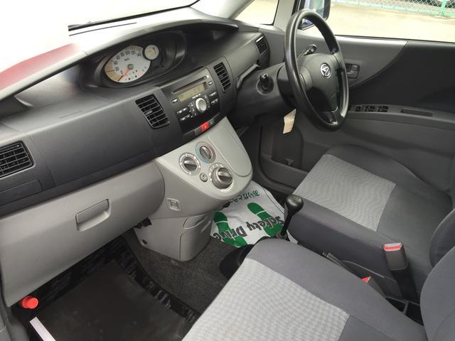 ダイハツ ムーヴ L 4WD 5速マニュアル CD キーレス