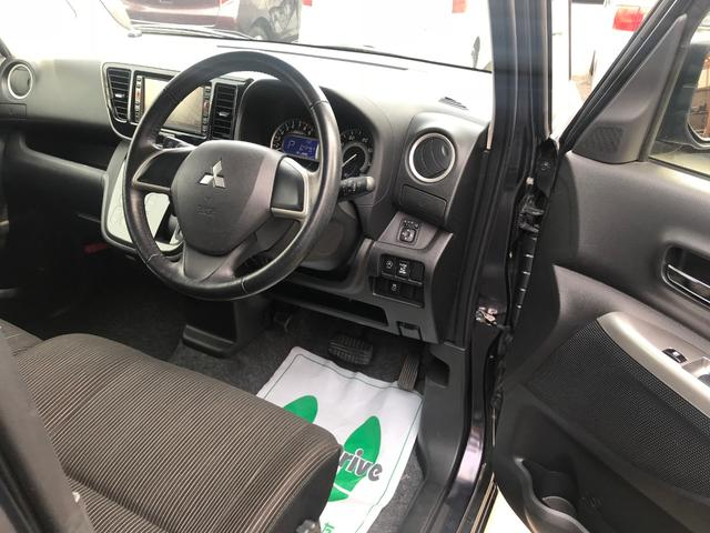 三菱 eKスペースカスタム カスタムG 4WD 左パワースライド