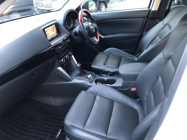 XD Lパッケージ 4WD 社外ナビ地デジ バックカメラ 電動パワー黒皮シート 純正19インチ スマートキー2個 BOSEスピーカー(43枚目)