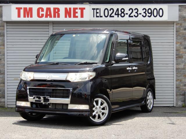 「ダイハツ」「タント」「コンパクトカー」「福島県」の中古車10
