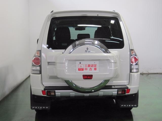 三菱 パジェロ ショート VR-II ディーゼル 4WD レザーシート